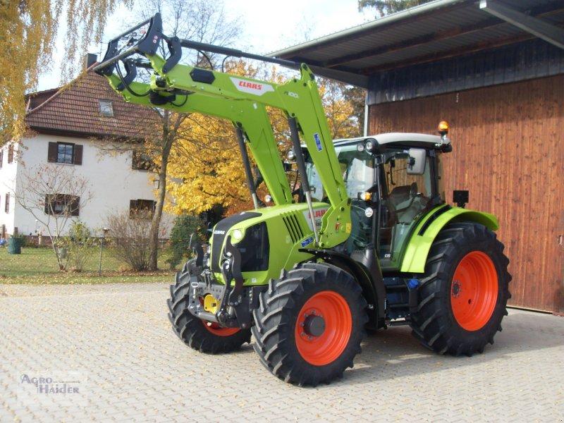 Traktor des Typs CLAAS Arion 440 Panoramic, Gebrauchtmaschine in Moosthenning (Bild 1)