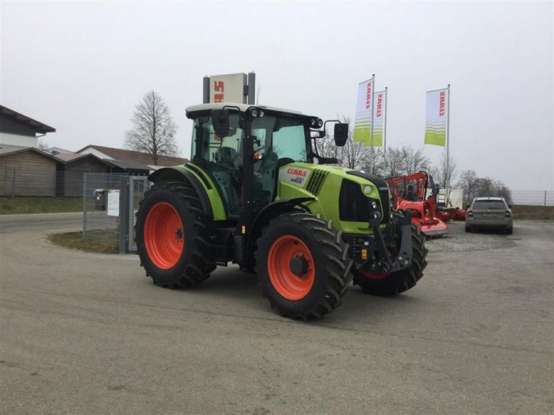 Traktor des Typs CLAAS ARION 440 STANDARD, Neumaschine in Arnstorf (Bild 1)