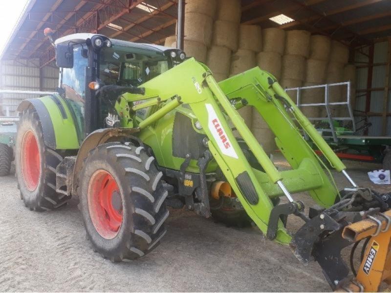 Traktor типа CLAAS ARION 440, Gebrauchtmaschine в VESOUL (Фотография 1)