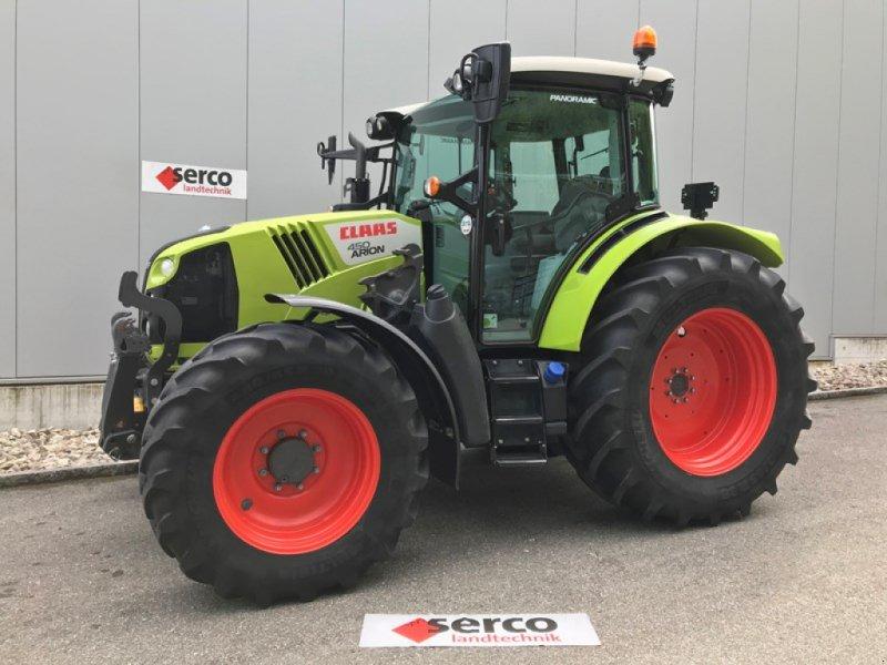 Traktor типа CLAAS Arion 450 CIS+, Gebrauchtmaschine в Oberbipp (Фотография 1)