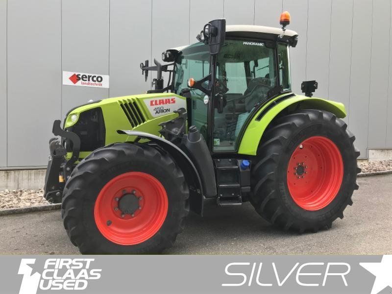 Traktor типа CLAAS ARION 450 Stage IV, Gebrauchtmaschine в Oberbipp (Фотография 1)