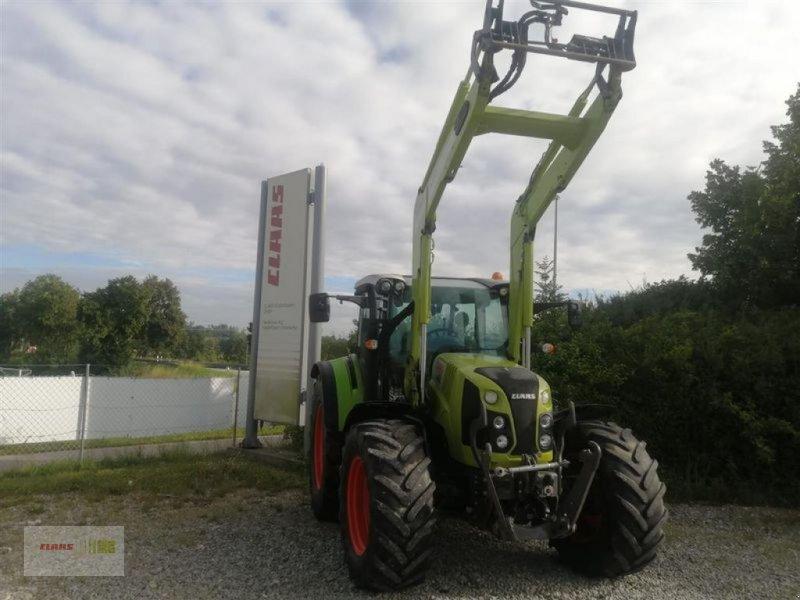 Traktor des Typs CLAAS ARION 460 CIS+, Gebrauchtmaschine in Kößlarn (Bild 1)