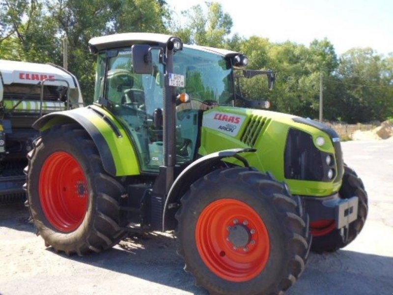 Traktor типа CLAAS Arion 460 CIS+, Gebrauchtmaschine в Grimma (Фотография 2)