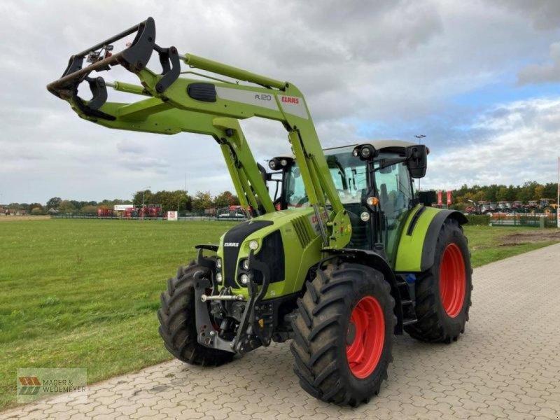 Traktor des Typs CLAAS ARION 460 CIS+ MIT FL120, Neumaschine in Oyten (Bild 1)