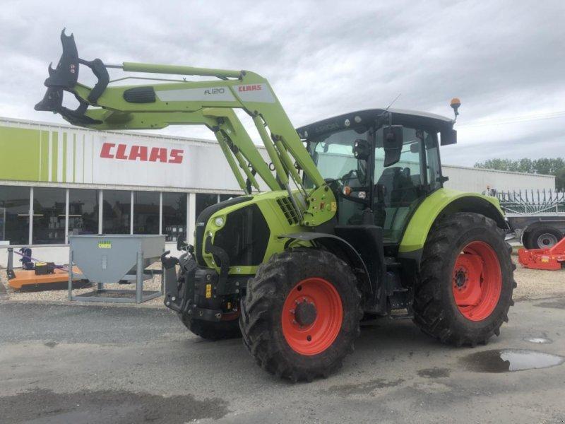 Traktor типа CLAAS arion 510 (a74/100), Gebrauchtmaschine в AILLAS (33 - GIRONDE) (Фотография 1)