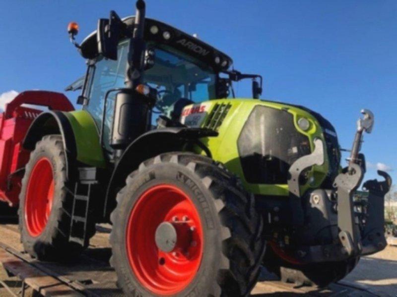 Traktor типа CLAAS arion 510 (a74/100), Gebrauchtmaschine в PONTIVY (56 - MORBIHAN) (Фотография 1)