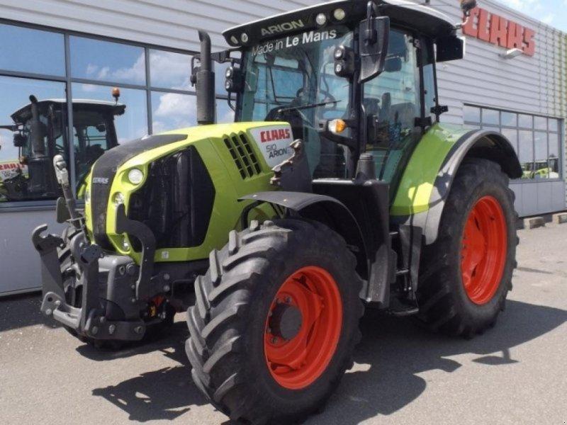 Traktor типа CLAAS arion 510 advance & bati, Gebrauchtmaschine в SAULZET (Фотография 1)