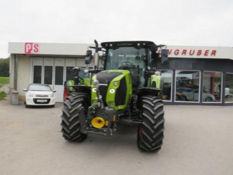 Traktor des Typs CLAAS arion 510 cebis cmatic, Gebrauchtmaschine in ELIXHAUSEN (Bild 1)