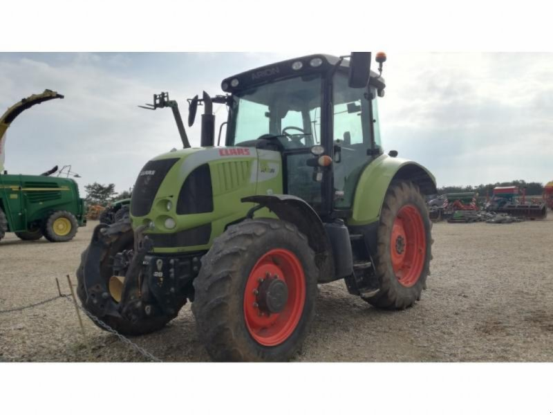 Traktor типа CLAAS ARION 510 CEBIS, Gebrauchtmaschine в NEUVILLE EN POITOU (Фотография 1)