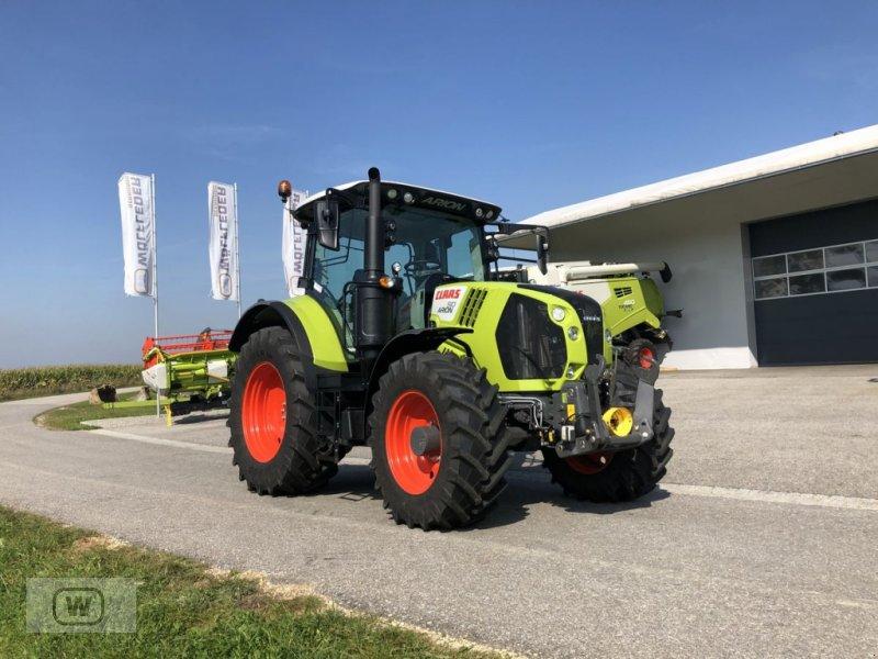 Traktor des Typs CLAAS Arion 510 CIS+, Vorführmaschine in Zell an der Pram (Bild 1)
