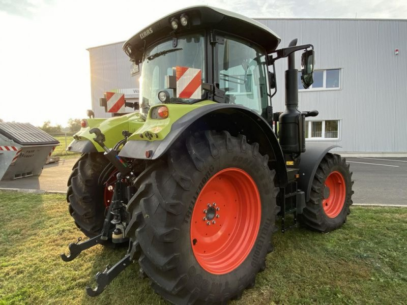 Traktor des Typs CLAAS ARION 510 CIS CLAAS TRAKTOR, Vorführmaschine in Schwandorf (Bild 3)