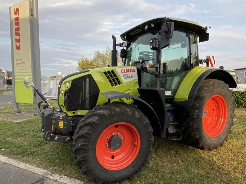Traktor des Typs CLAAS ARION 510 CIS CLAAS TRAKTOR, Vorführmaschine in Schwandorf (Bild 13)