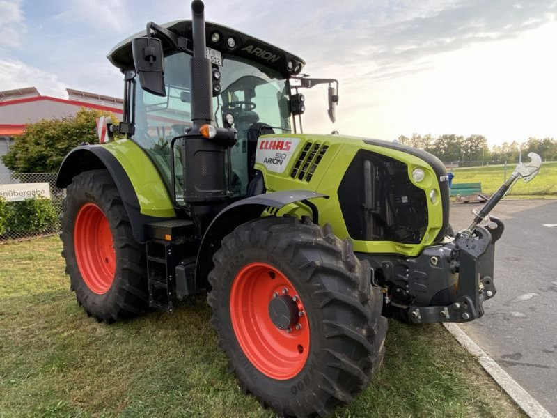 Traktor des Typs CLAAS ARION 510 CIS CLAAS TRAKTOR, Vorführmaschine in Schwandorf (Bild 1)