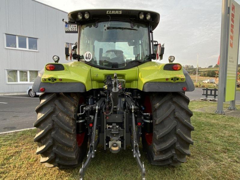 Traktor des Typs CLAAS ARION 510 CIS CLAAS TRAKTOR, Vorführmaschine in Schwandorf (Bild 4)