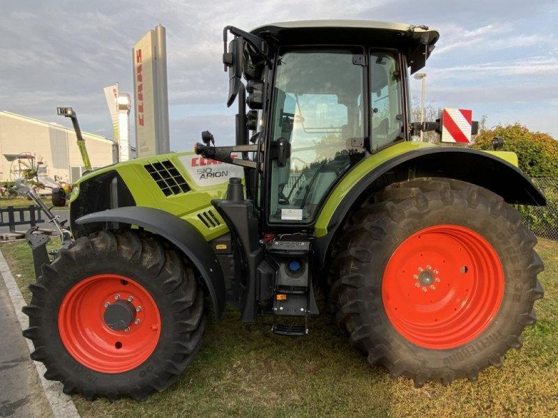 Traktor des Typs CLAAS ARION 510 CIS CLAAS TRAKTOR, Vorführmaschine in Schwandorf (Bild 7)