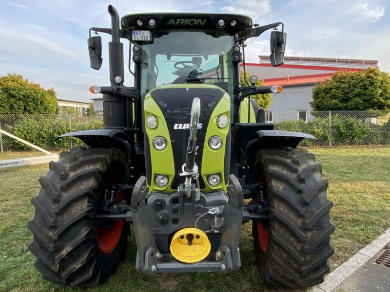 Traktor des Typs CLAAS ARION 510 CIS CLAAS TRAKTOR, Vorführmaschine in Schwandorf (Bild 15)