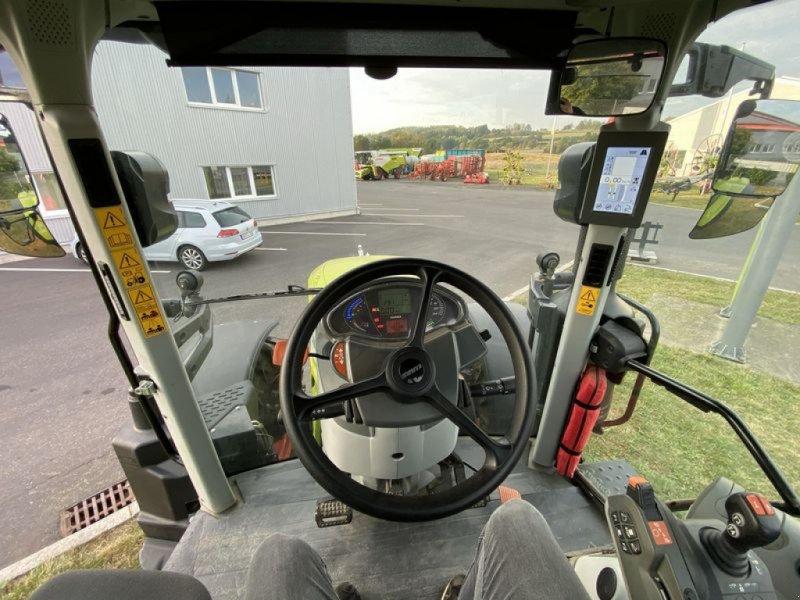 Traktor des Typs CLAAS ARION 510 CIS CLAAS TRAKTOR, Vorführmaschine in Schwandorf (Bild 10)