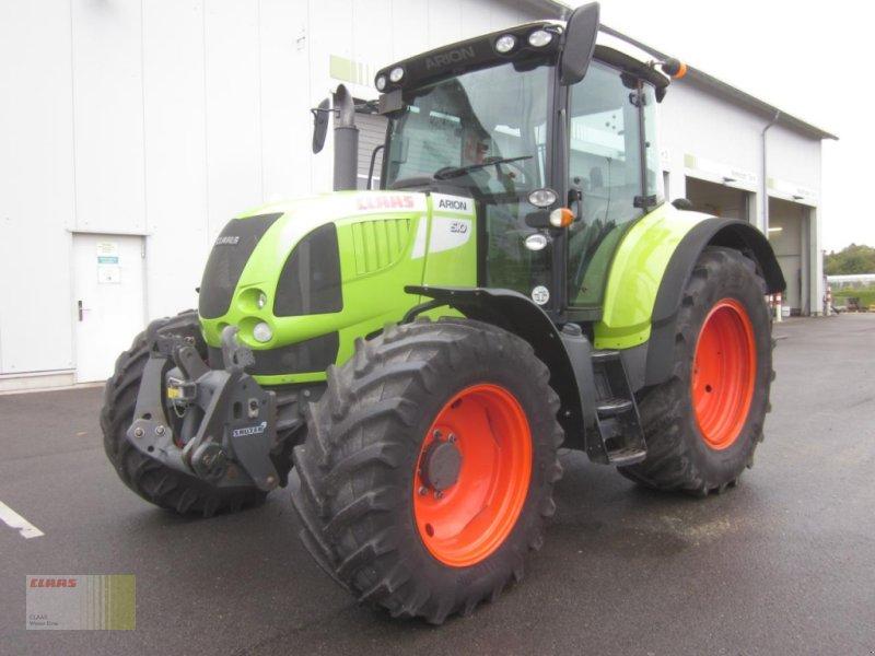 Traktor des Typs CLAAS ARION 510 CIS, nur 5.102 h !, Gebrauchtmaschine in Westerstede (Bild 1)