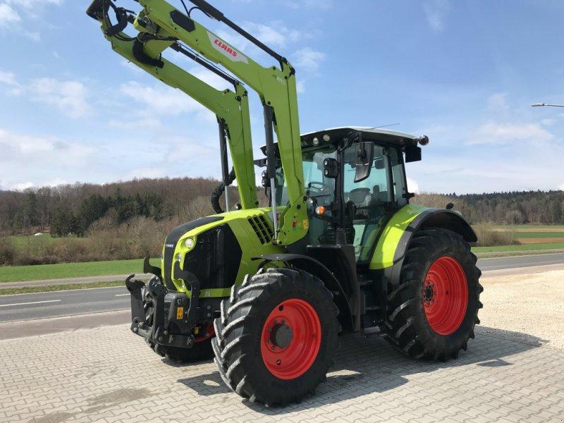 Traktor des Typs CLAAS Arion 510 CIS, Gebrauchtmaschine in Schwend (Bild 1)