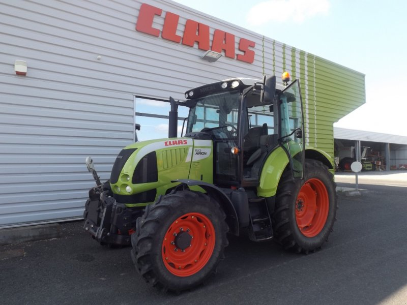 Traktor типа CLAAS ARION 510 CIS, Gebrauchtmaschine в Issoire (Фотография 1)