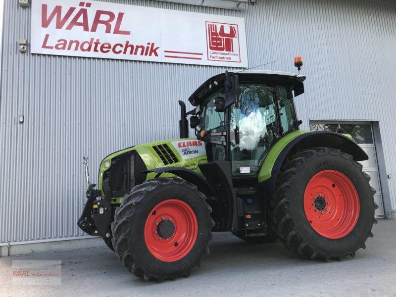 Traktor a típus CLAAS Arion 510 CIS, Neumaschine ekkor: Mitterscheyern (Kép 1)