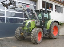 CLAAS Arion 510 CIS Τρακτέρ