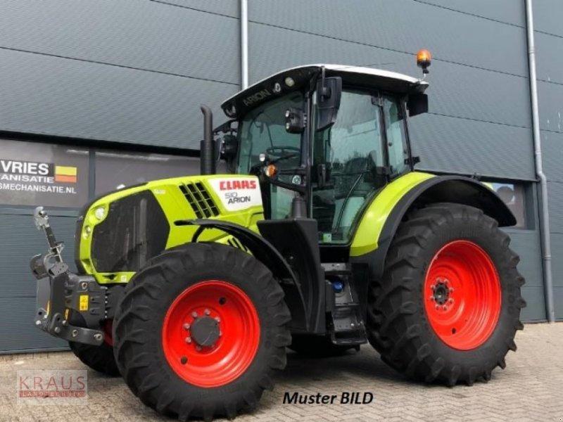 Traktor des Typs CLAAS Arion 510Cis Aktionsmaschine, Neumaschine in Geiersthal (Bild 1)