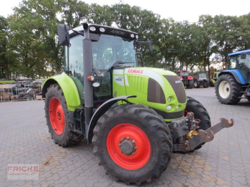 Traktor des Typs CLAAS ARION 520 CEBIS, Gebrauchtmaschine in Bockel - Gyhum (Bild 1)