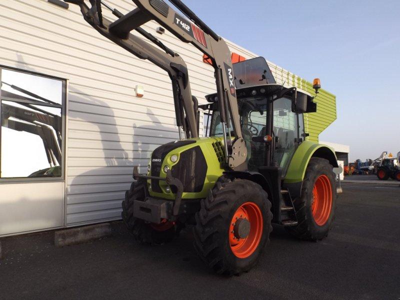 Traktor типа CLAAS ARION 520 CIS & MX T412, Gebrauchtmaschine в Moulins (Фотография 1)