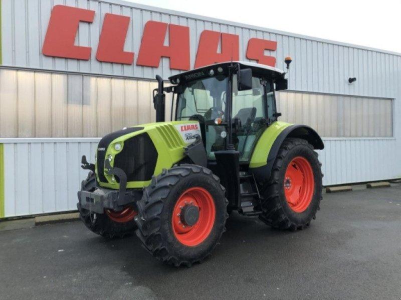 Traktor типа CLAAS arion 520 cis t4i, Gebrauchtmaschine в 610 PLOUIGNEAU (Фотография 1)