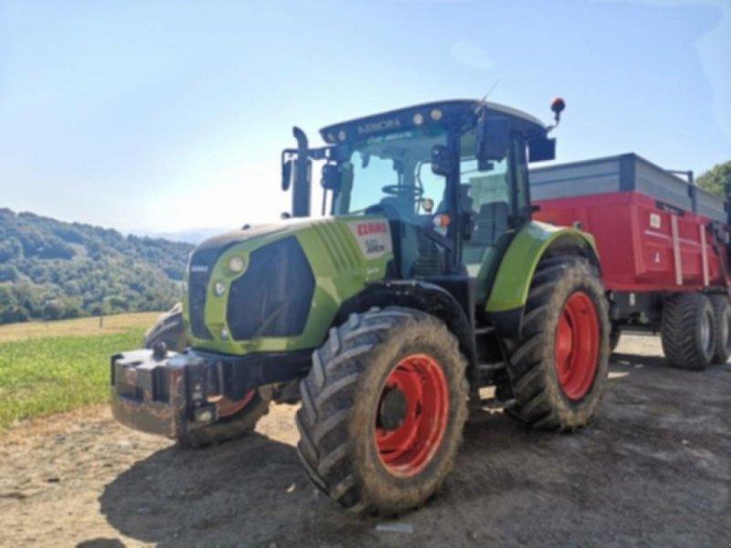 Traktor типа CLAAS arion 520 cis, Gebrauchtmaschine в COARRAZE (Фотография 1)