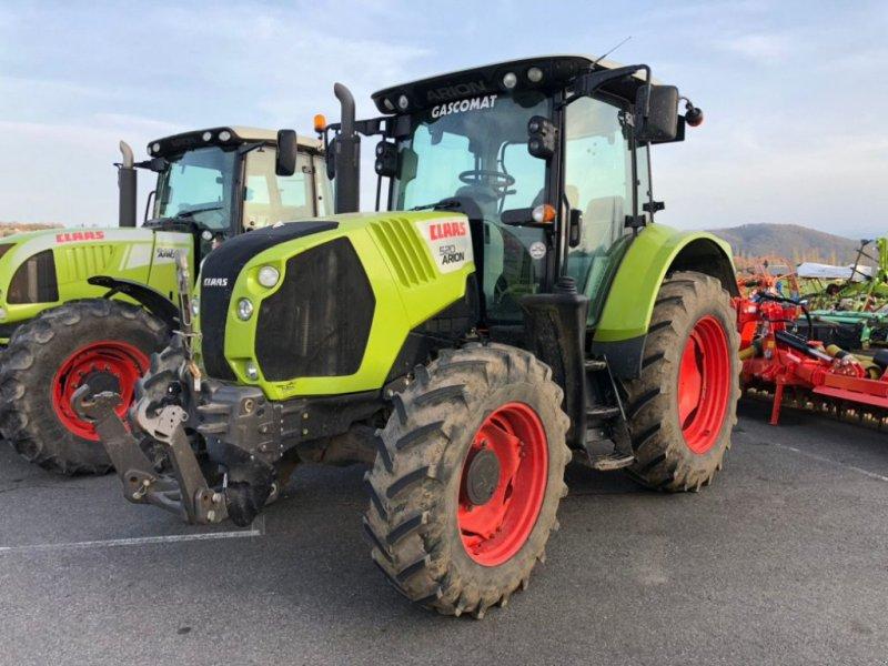 Traktor des Typs CLAAS ARION 520 T4i CIS, Gebrauchtmaschine in ORLEIX (Bild 1)