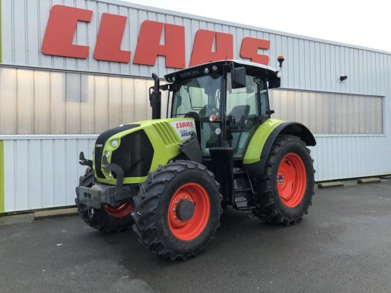 Traktor типа CLAAS arion 520 t4i, Gebrauchtmaschine в PLOUIGNEAU (Фотография 1)