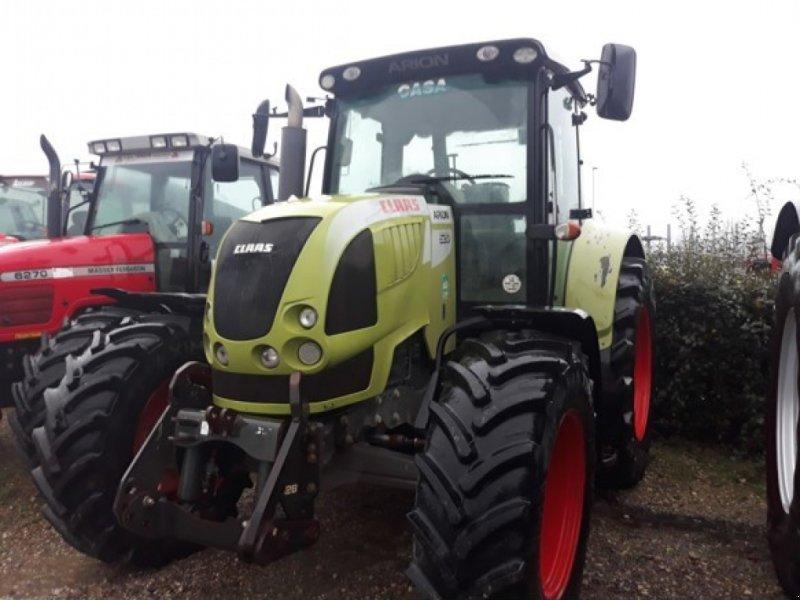Traktor a típus CLAAS ARION 520, Gebrauchtmaschine ekkor: MANINGHEM (Kép 1)