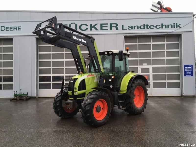 Traktor des Typs CLAAS Arion 520, Gebrauchtmaschine in Rietberg (Bild 1)