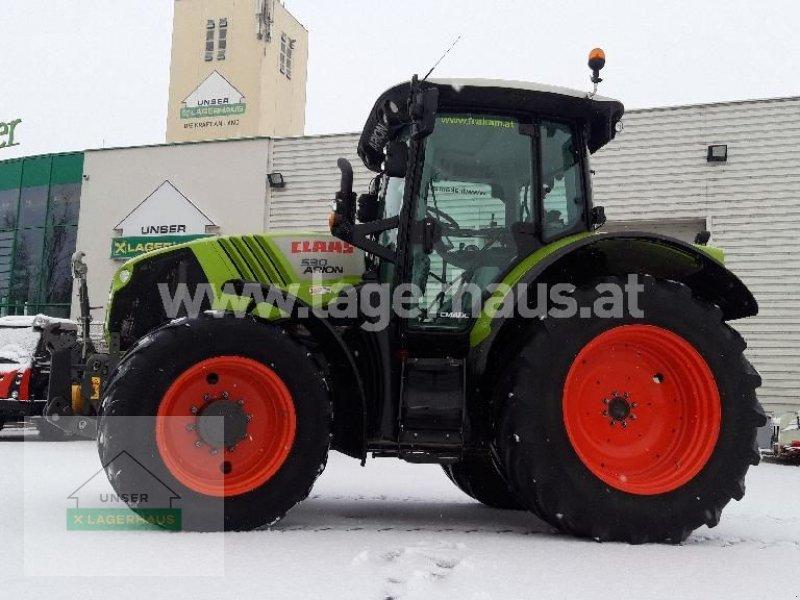 Traktor des Typs CLAAS ARION 530 C-MATIC, Gebrauchtmaschine in Aschbach (Bild 1)