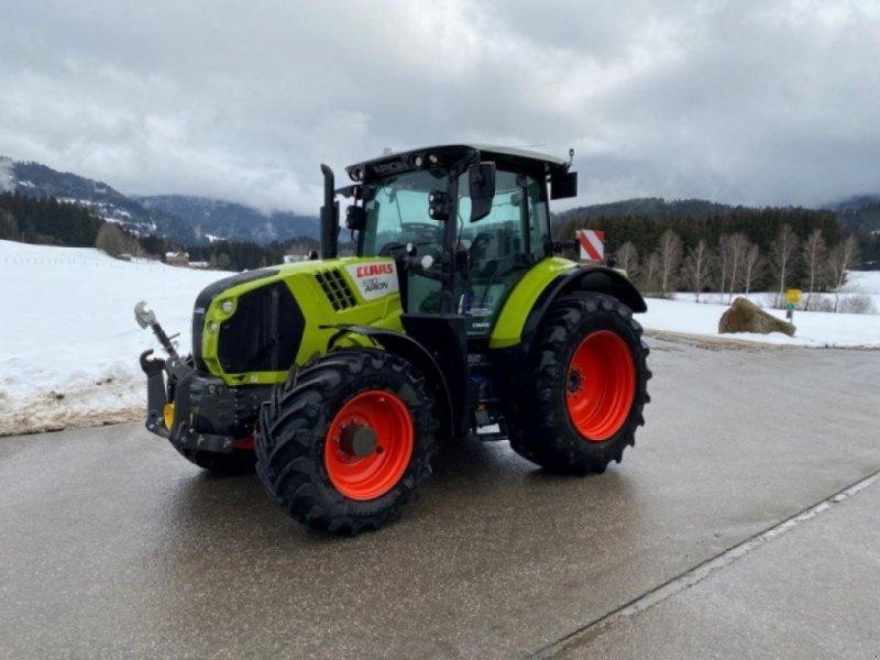 Traktor des Typs CLAAS arion 530 cebis cmatic, Gebrauchtmaschine in MÜHLEN (Bild 1)
