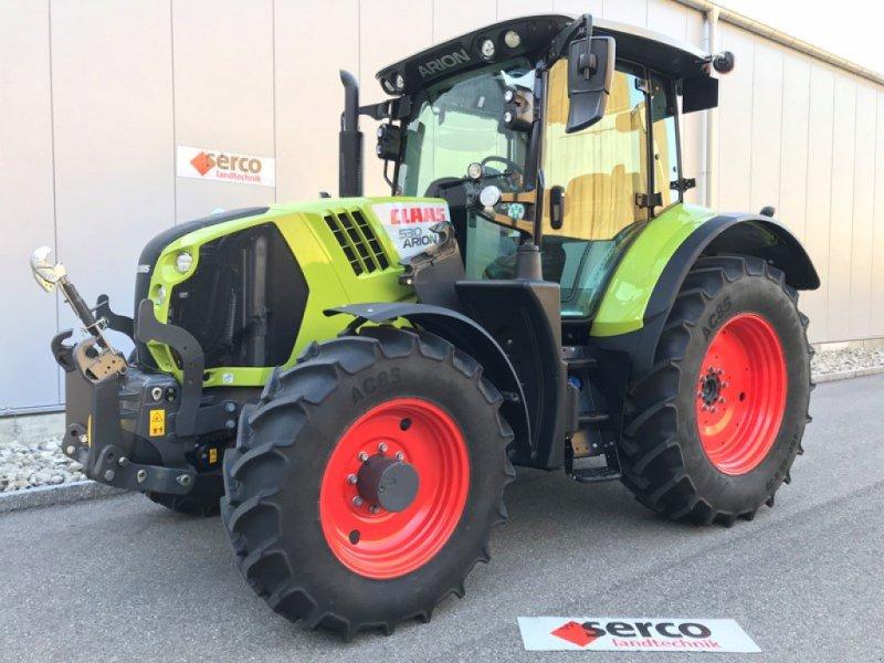 Traktor типа CLAAS Arion 530 CEBIS, Gebrauchtmaschine в Oberbipp (Фотография 1)