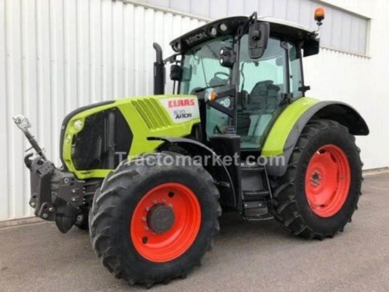 Traktor типа CLAAS arion 530 cis en loc 07/19, Gebrauchtmaschine в CHEMINOT (57 - MOSELLE) (Фотография 1)