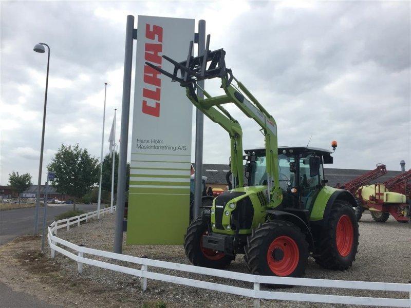 Traktor типа CLAAS ARION 530 CIS M/ FL 120 frontlæsser, Gebrauchtmaschine в Tinglev (Фотография 1)