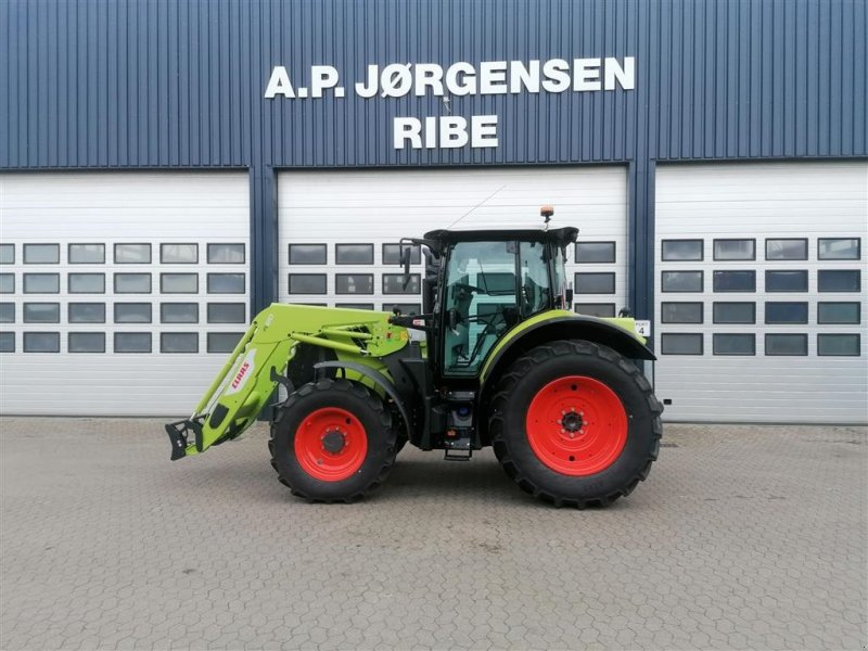 Traktor typu CLAAS ARION 530 CIS med frontlæsser, Gebrauchtmaschine v Ribe (Obrázok 1)