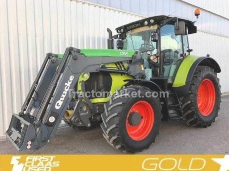 Traktor типа CLAAS arion 530 cis t4i, Gebrauchtmaschine в CHEMINOT (57 - MOSELLE) (Фотография 1)