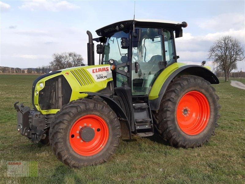 Traktor des Typs CLAAS Arion 530 CIS, Gebrauchtmaschine in Wassertrüdingen (Bild 1)