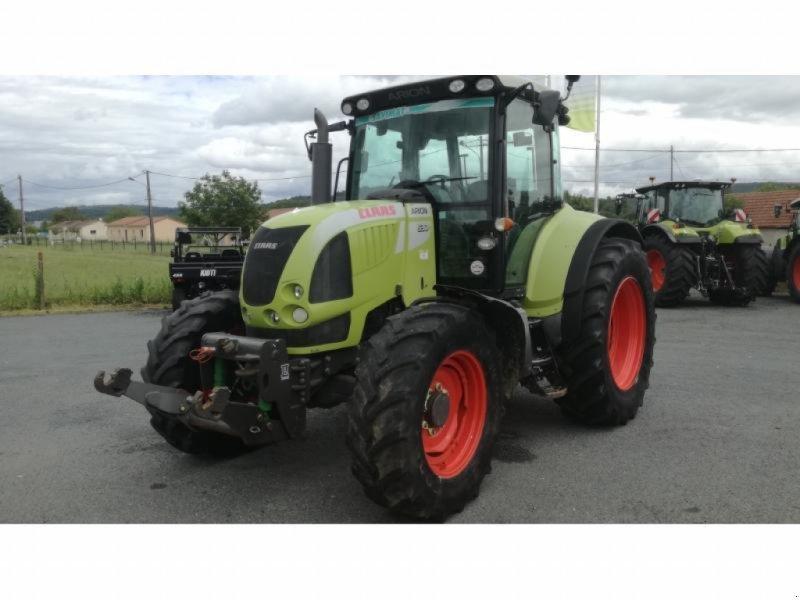 Traktor типа CLAAS ARION 530 CIS, Gebrauchtmaschine в MONTIGNAC (Фотография 1)