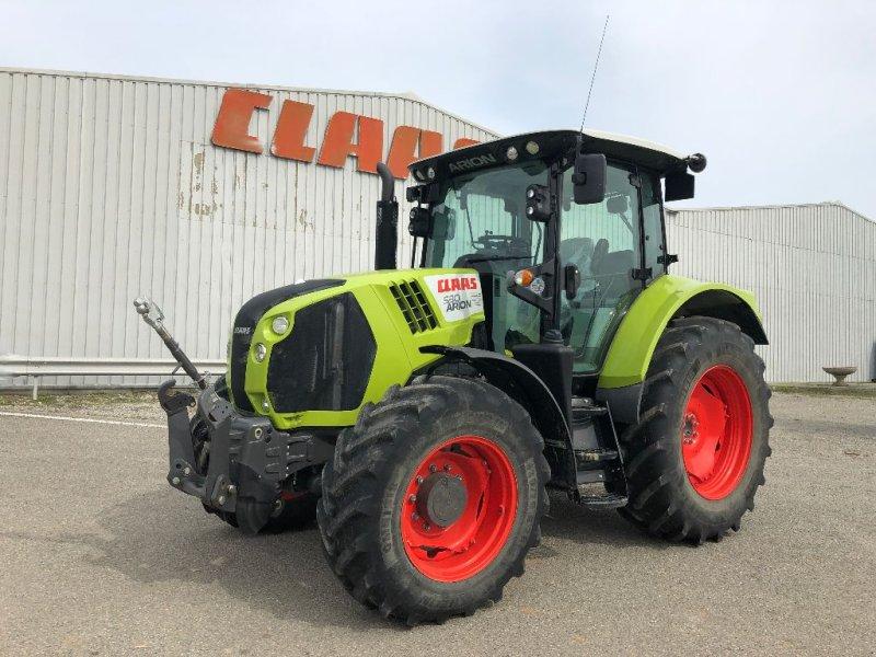 Traktor типа CLAAS ARION 530 CIS, Gebrauchtmaschine в PONT DE L ISERE (Фотография 1)