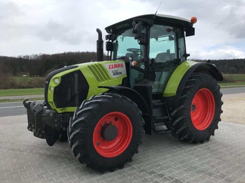Traktor des Typs CLAAS Arion 530 CIS, Gebrauchtmaschine in Schwend (Bild 1)