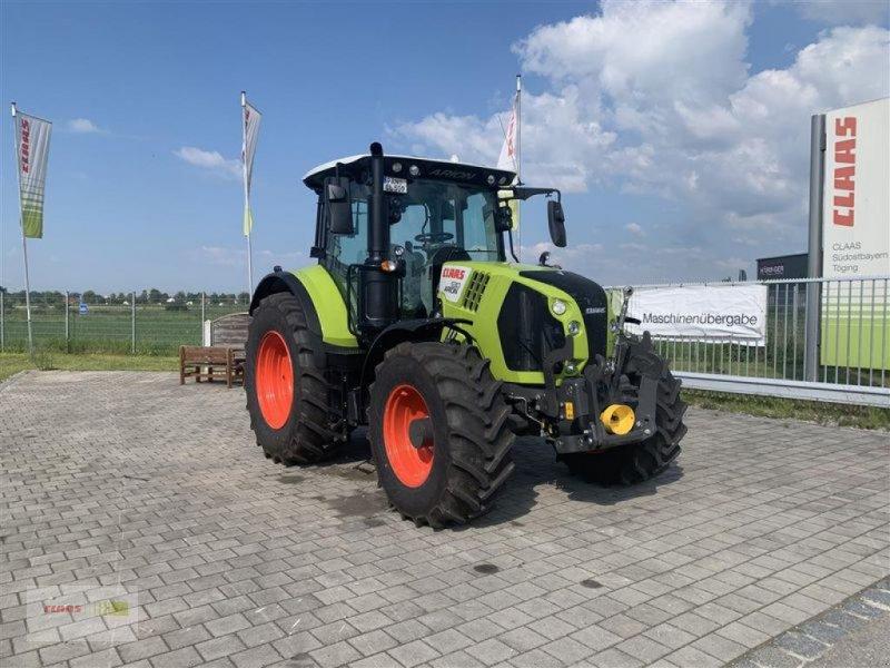 Traktor des Typs CLAAS ARION 530 CMATIC CIS+, Vorführmaschine in Töging am Inn (Bild 1)