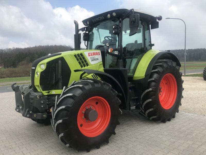 Traktor des Typs CLAAS ARION 530 CMATIC CIS +, Gebrauchtmaschine in Birgland (Bild 1)