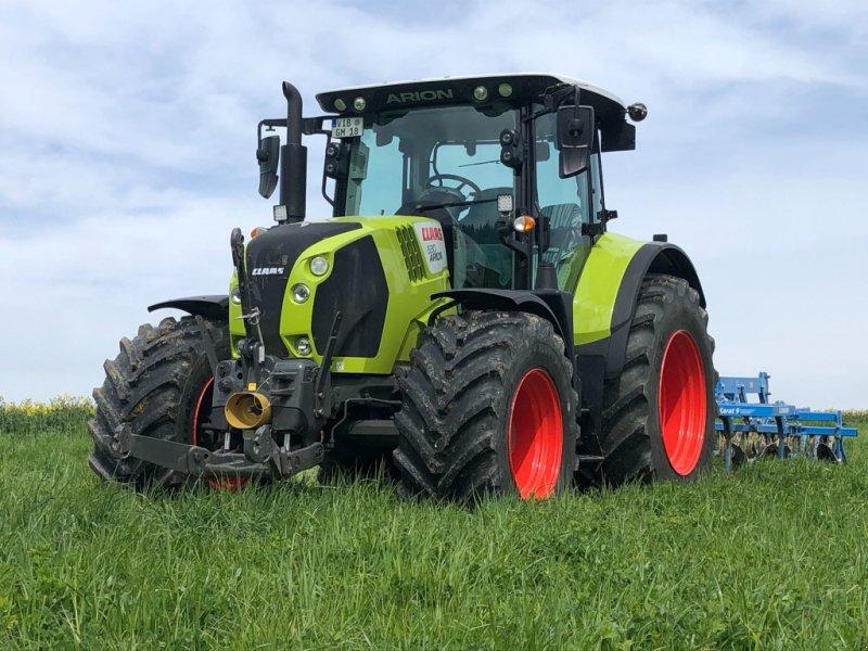Traktor типа CLAAS Arion 530 CMATIC CIS+, Gebrauchtmaschine в Bodenkirchen (Фотография 1)