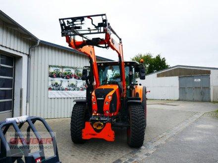Traktor des Typs CLAAS ARION 530 CMATIC CIS+ Kommunalausführung, Gebrauchtmaschine in Dorfen (Bild 3)